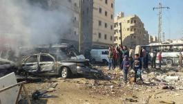 انفجار ارهابي