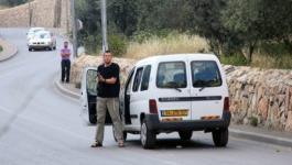 الاحتلال يزعم: إطلاق النار على سيارة مستوطنين في نابلس