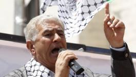 زكي يوجه رسالة للأحزاب والقوى العربية لدعم إضراب الأسرى نحو الحرية