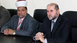 ادعيس والهباش يُطلعا رئيس مؤسسة السلام عليك أيها النبي السعودية على أوضاع الأقصى