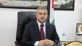 رضوان يدعو المتظاهرين على حدود غزة لتقليل الأضرار والحفاظ على أرواحهم