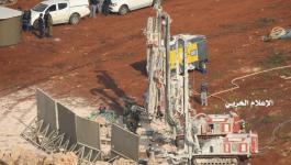 حزب الله ينشر صور وفيديو لآليات الاحتلال على حدود لبنان