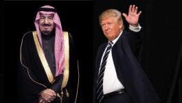 ترامب: محادثات تجري لزيارات محتملة للسعودية وإسرائيل