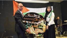 برلين تحتفل بيومي الأرض والمرأة الفلسطينية