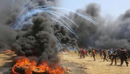 إعلان اسم الجمعة المقبلة على حدود غزة