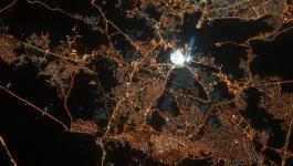 تصريحات مثيرة لرائد فضاء روسي حول رؤية مكة من الفضاء.jpg