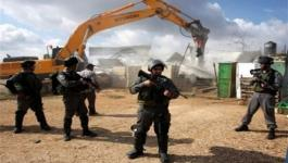 الاحتلال يُقدم على تصوير منشآت تجارية في القدس.jpeg