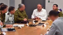 انتهاء المشاورات الأمنية الإسرائيلية بشأن الوضع في قطاع غزة