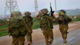 جنود احتياط في جيش الاحتلال