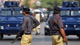 مقتل 3 عمال نفط وحارسهم بالرصاص إثر هجوم مسلح في باكستان.JPG