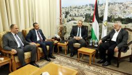 وعودات قدمها مسؤولين مصريين لقادة حماس بشأن تحسين أوضاع غزّة!!