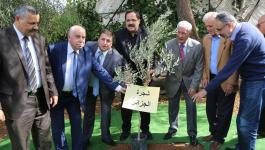 إحياء ذكرى انطلاقة الثورة الجزائرية في الضفة وغزة1.JPG
