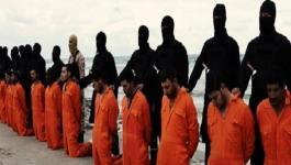 العثور على 21 جثة للأقباط المصريين الذين قتلهم داعش في ليبيا.jpg