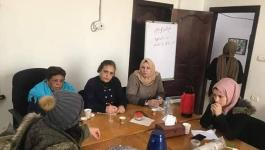 بالصور: إعلان مبادرة نسويةضد التمييز بين المطلقة والأرملة في حضانة الأبناء