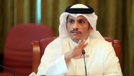 وزيرالخارجية القطري: مطالب الدول المحاصِرة ليست معدة أو واضحة