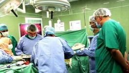 مناشدة بسرعة دعم القطاع الصحي والإنساني في غزة.jpeg