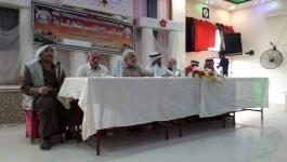 بالصور: لجان الإصلاح تُشرف على إتمام مراسم صلح عشائري بالنصيرات