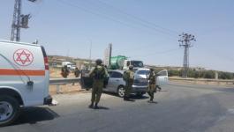 قوات الاحتلال في قلقيلية