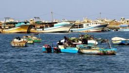 نقابة الصيادين: القرار الإسرائيلي بتوسعة مساحة الصيد لم يحسن من حال الصيادين