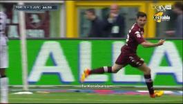 اهداف مباراة تورينو ويوفنتوس 2-1 كاملة || [26-04-2015] الدورى الايطالى HD