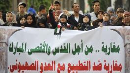احتجاجات المغرب