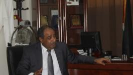 الوزير قطامي ومحافظ سلفيت يبحثان دعم المناطق المتضررة والفقيرة في المحافظة