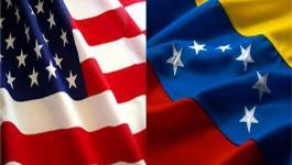 امريكا وفنزويلا