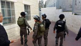 الاحتلال يمنع بناء مبنى في يعبد
