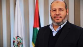الحية: ناقشنا مع المسؤولين المصريين 6 ملفات مهمة ولا نقبل بتوسع غزة من أراضي سيناء