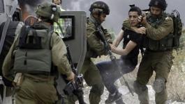 الاحتلال يعتدي على مواطن