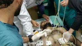 وقفة للصحفيين برام الله تنديدا بمحاولة اغتيال الزميل أبو حسين.jpg
