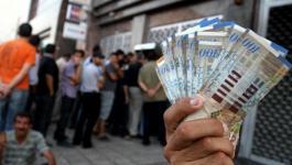 بدء صرف رواتب موظفي السلطة في قطاع غزّة بنسبة 50%