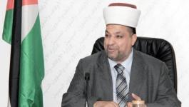 وزير الاوقاف والشؤون الدينية الشيخ يوسف ادعيس.jpg