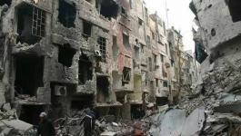 استشهاد لاجئ فلسطيني بمخيم اليرموك.jpg