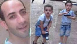 تفاصيل قتل مصري لطفليه في الدقهلية.jpg