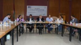 بالصور: ممثلو المنظمات الأهلية يطالبون بتحييد القطاع الصحي عن التجاذبات السياسية