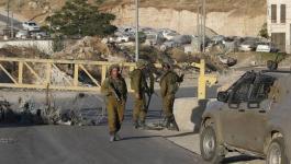 الاحتلال يحاصر رام الله