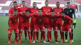 بث مباشر: مباراة منتخب فلسطين الفدائي مع منتخب الشقيقة سوريا