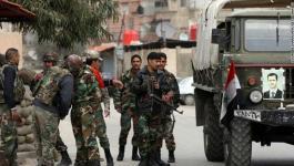 الأمن السوري يعتقل لاجئا فلسطينيا من مخيم العائدين بحمص.jpg