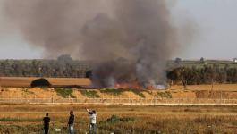 الاحتلال يزعم اعتقال فلسطيني تسلل شمال القطاع وأحرق دفيئة زراعية.jpg