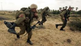 إصابة جندي إسرائيلي بجراح شرق خانيونس