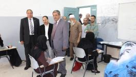 انطلاق امتحانات الفصل الدراسي الثاني في جامعة الأقصى بغزة