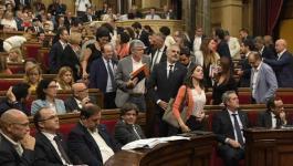البرلمان الكتالوني يعتزم التصويت اليوم لانتخاب رئيس للإقليم