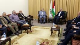ملفات سيبحثها وفدي حماس والجهاد مع مسؤولي المخابرات المصرية