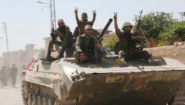 الجيش السوري يُعيد سيطرته على