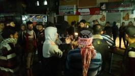 بالصور: مسيرات حاشدة بغزّة تُطالب المقاومة بالثأر لدماء الأطفال الثلاثة