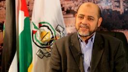 أبو مرزوق: شرعية طرف دون الآخر لا وجود لها في اتفاق المصالحة
