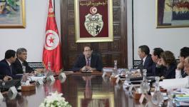 مجلس الوزراء التونسي