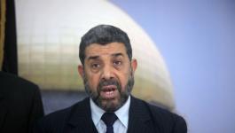 أبو حلبية: ما تتعرض له مدينة القدس من اعتداءات هي جرائم حرب دولية