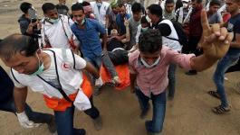 بالفيديو والصور: عشرات الإصابات في الجمعة السادسة من مسيرات العودة الكبرى